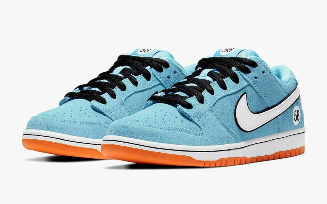 "Nike SB Dunk Low ""Gulf"""