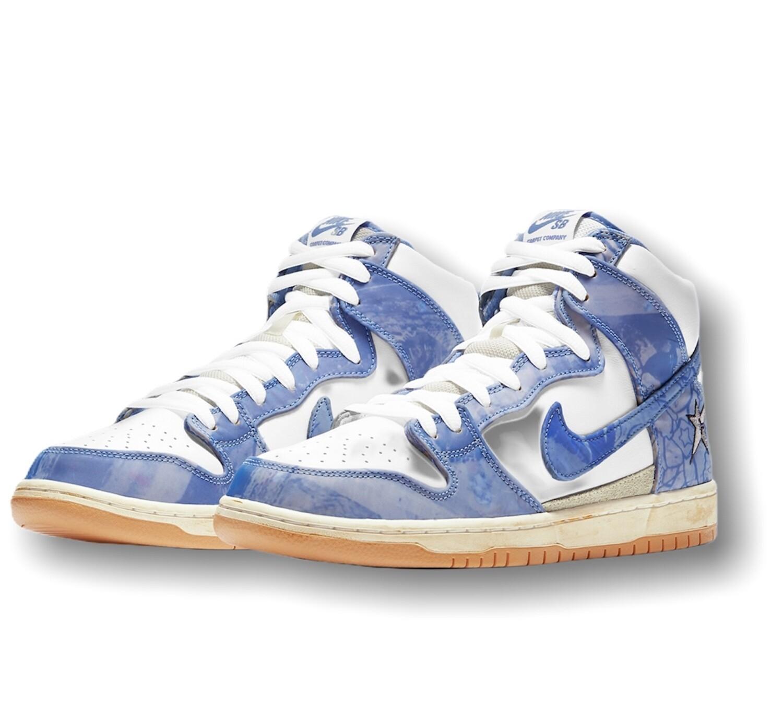 Nike SB DUNK high Carpet