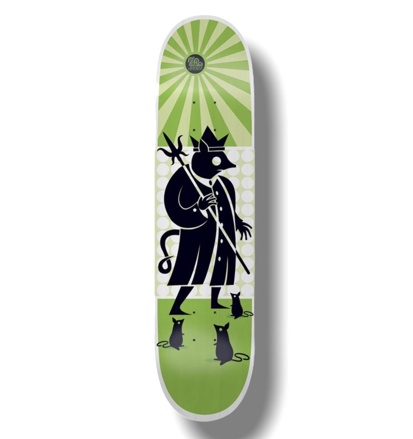 """Beowulf Skateboard Deck (Talisman Sub Series) 8.25"""""""