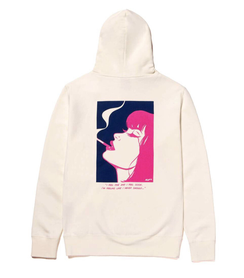 I FEELS GOOD PULLOVER HOODIE