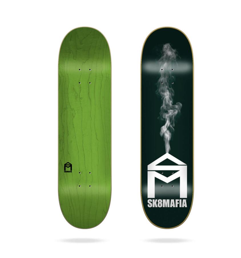 Sk8mafia House Logo Smoke 8.25″ Deck