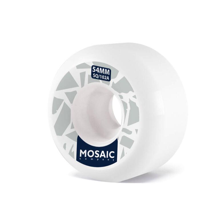 Mosaic SQ OG 54mm 102A wheels pack