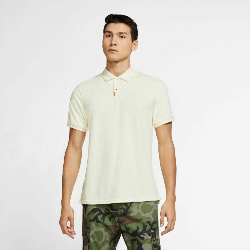Nike sb polo COCONUT MILK/WHITE