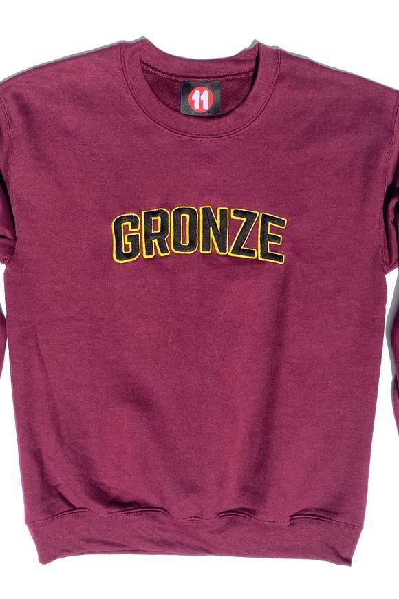 Crewneck GRONZE - University