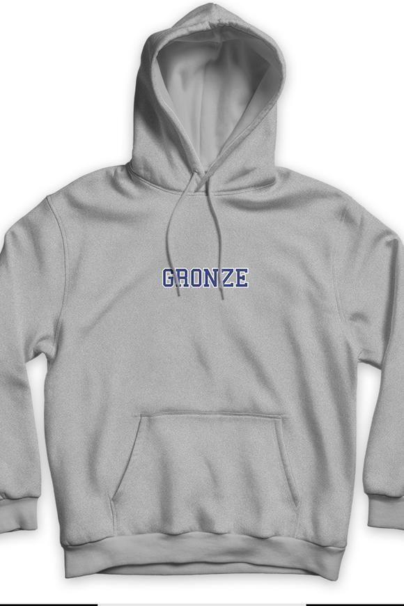 Hoodie GRONZE - College