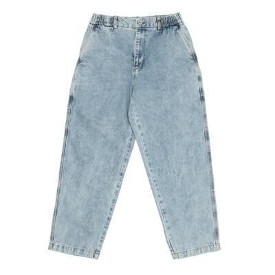 WKND Loosies Pants - Light Denim