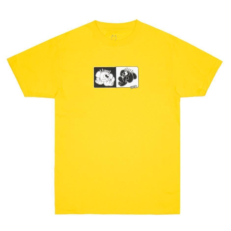 WKND Deaky Tee - Yellow