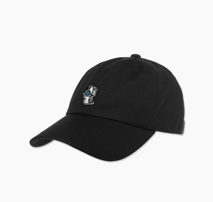 BROTHER MERLE CAP BLACK