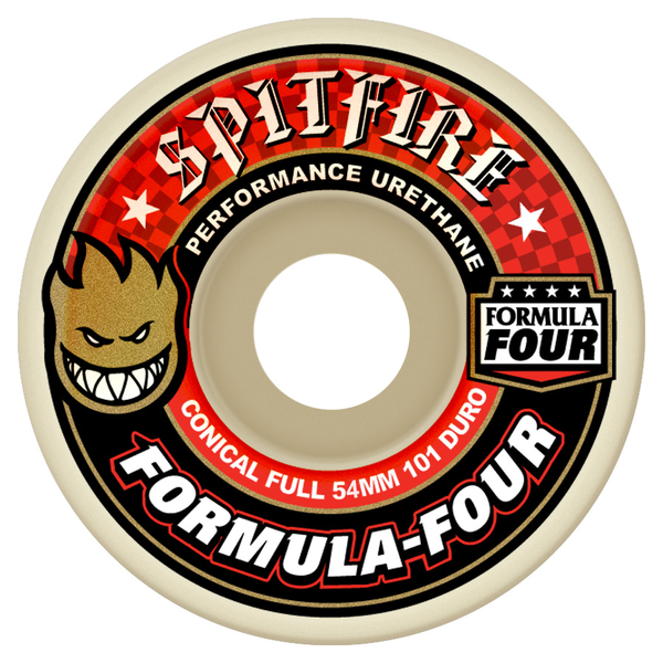 SPITFIRE FORMULA FOUR FULL CONIC 54mm  101 a