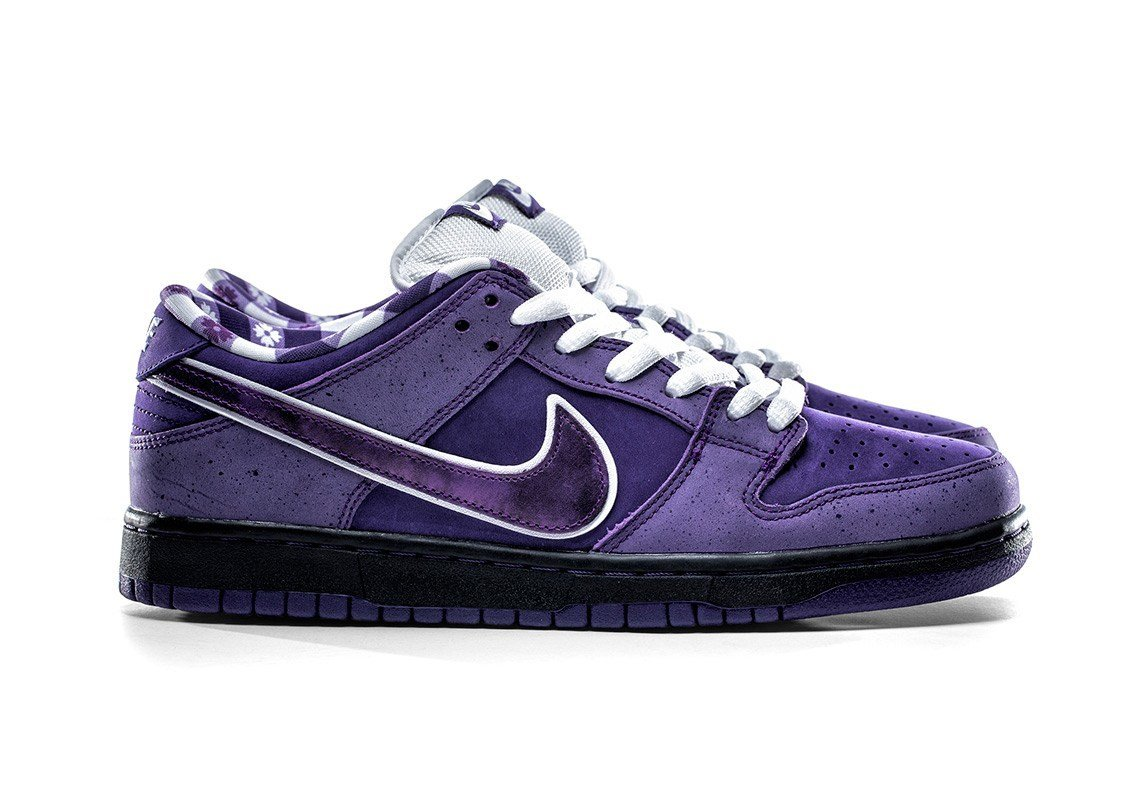 Concepts x Nike SB Dunk Low 'Purple Lobster'