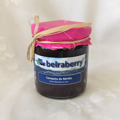 COMPOTA DE MIRTILO BEIRABERRY (250g)