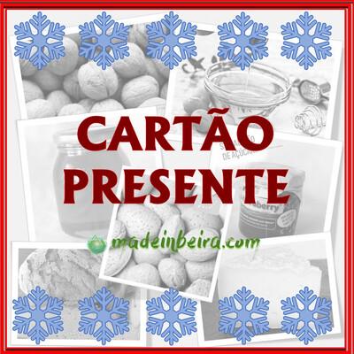 CARTÃO PRESENTE - INVERNO 2021