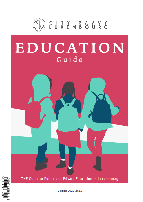 City Savvy Luxembourg Education Guide 2020