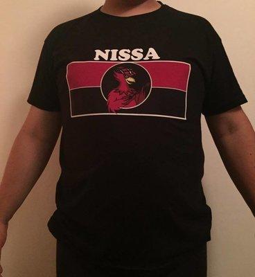 T-shirt noir Les Rementas - Taille L