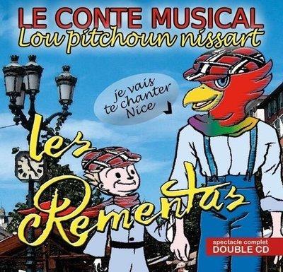 Album Les Rementas - Lou pitchoun nissart