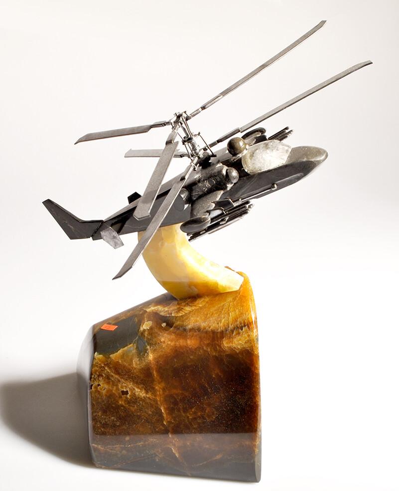 Модель Вертолет КА-52