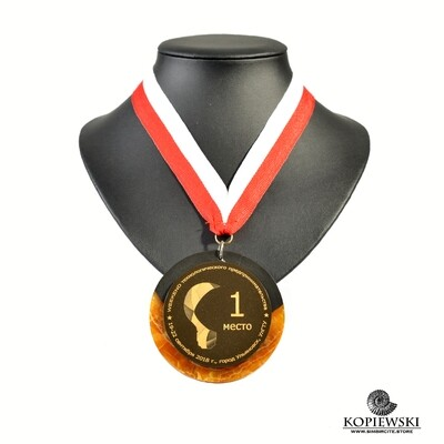 Stone medal