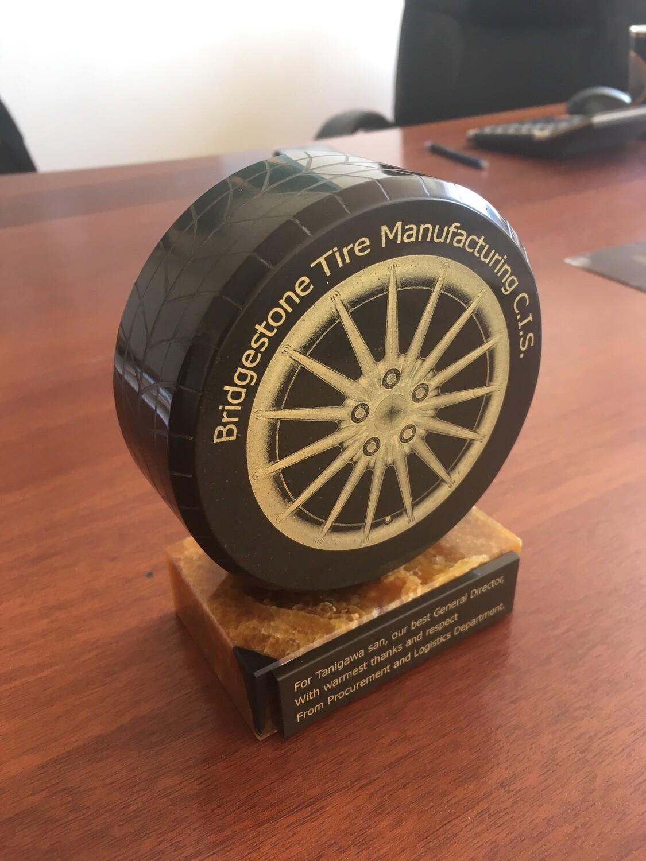 Bridgestone wheel