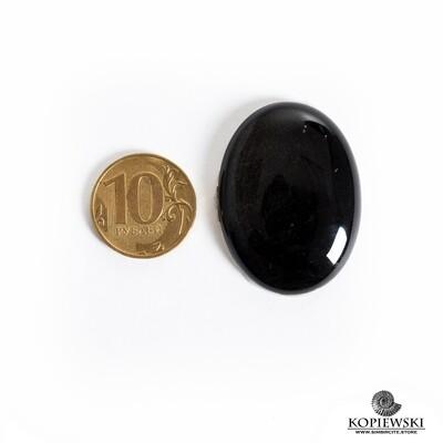 Obsidian Cabochon