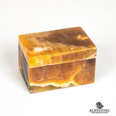Jewelry box of Simbircite