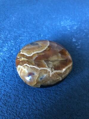 Massager pellet of stone Simbircite