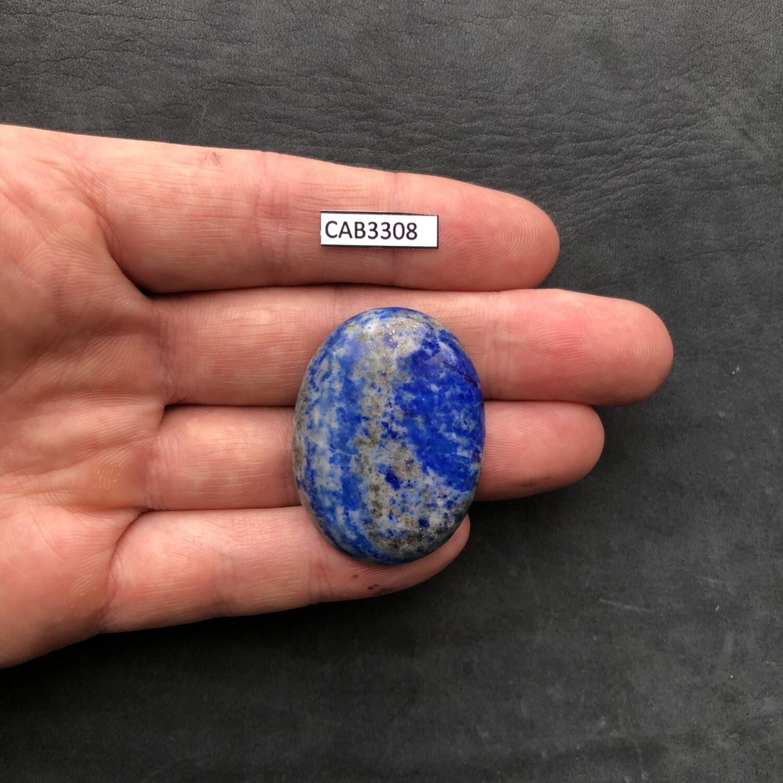 Cabochon Lapis Lazuli