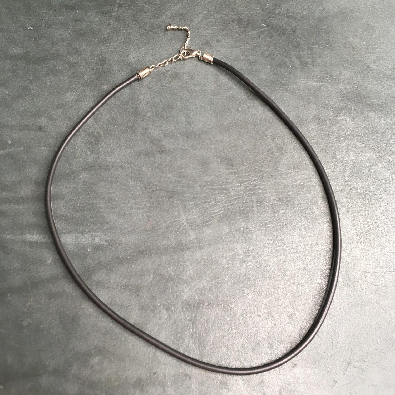 Rubber cord for suspension