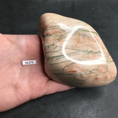 Jasper tumbled stones