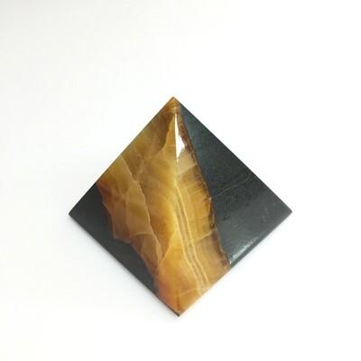 Pyramid of simbircite