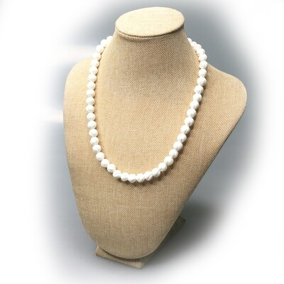 Mother of Pearl Beads (carving)