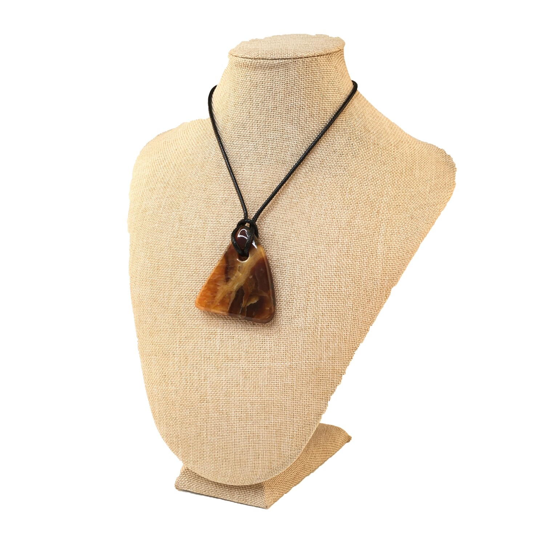 Loose pendant with Simbirtzite stone
