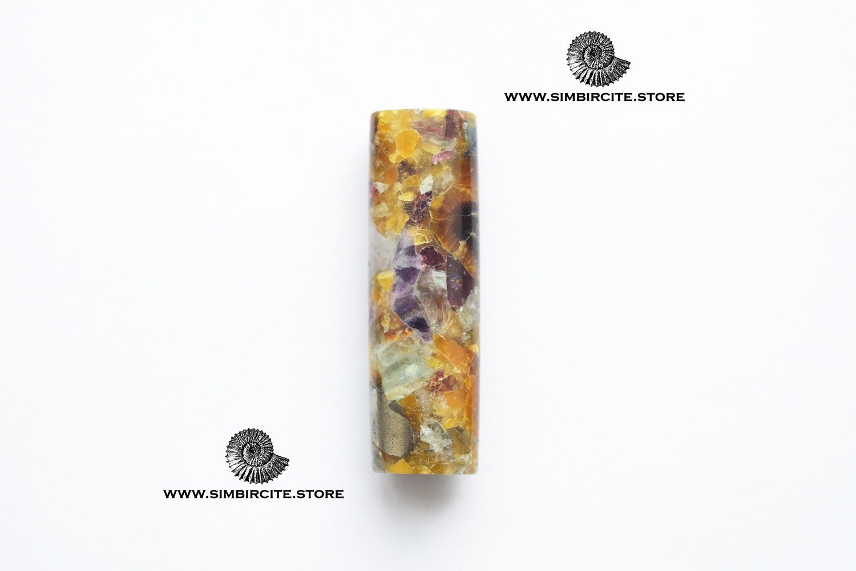 Мозаичный Симбирцит (Владелит) 42*13*8 мм