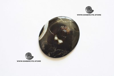 Кабошон танатоценоз 40*35*3 мм