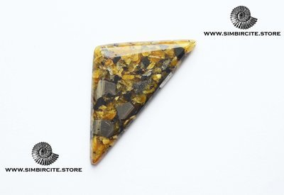 Мозаичный Симбирцит (Владелит) 53*25*4 мм