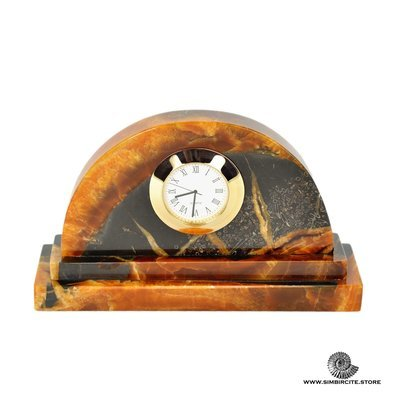 Часы «Восход» из Симбирцита