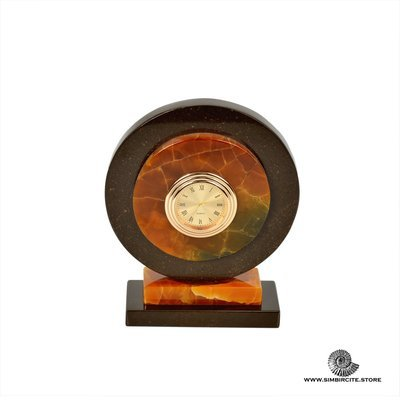 Часы «Визит» из Симбирцита