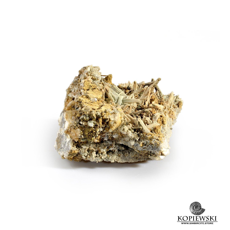 Минерал Кальцит-Пирит