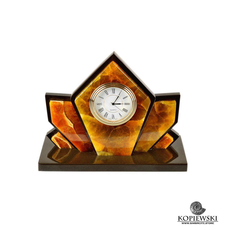 Часы «Кристалл» из Симбирцита