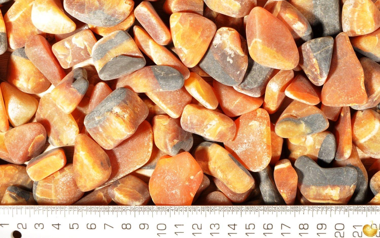 Simbircite tumbled stones (Raw)