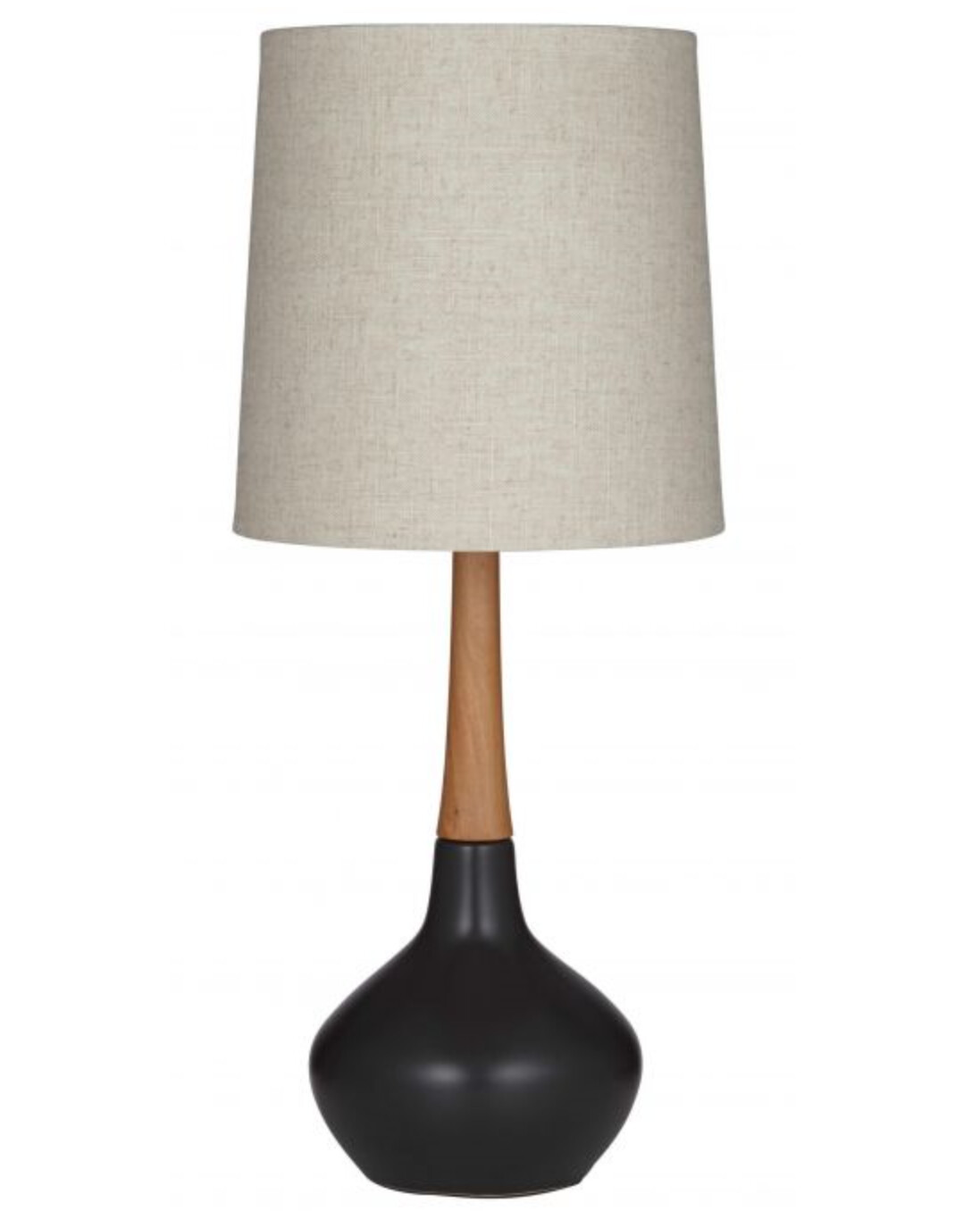 LIGHTING - TABLE LAMP BLACK