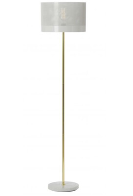 LIGHTING - FLOOR LAMP MESH