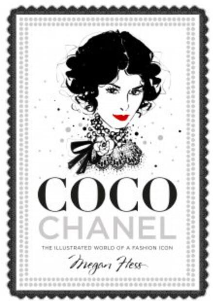 BOOK - COCO CHANEL