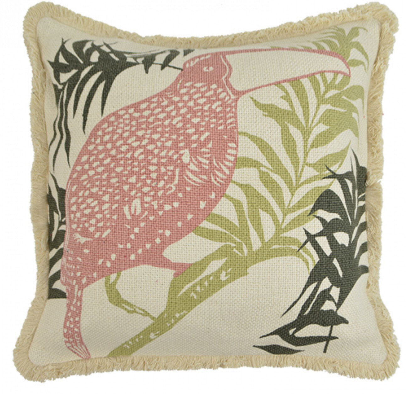 CUSHION - MOANA BIRD 50CM