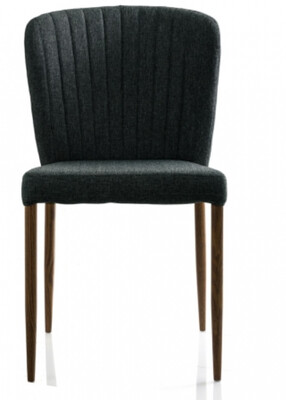 FURNITURE - DINING CHAIR / BASALT