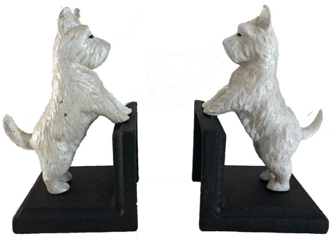 SCOTTY BOOKENDS