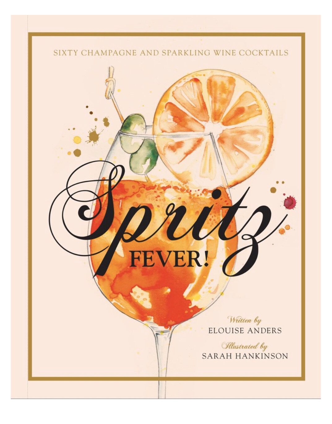 BOOK - SPRITZ FEVER!