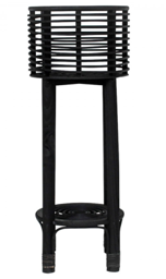 PLANTER ISLAND TALL BLACK