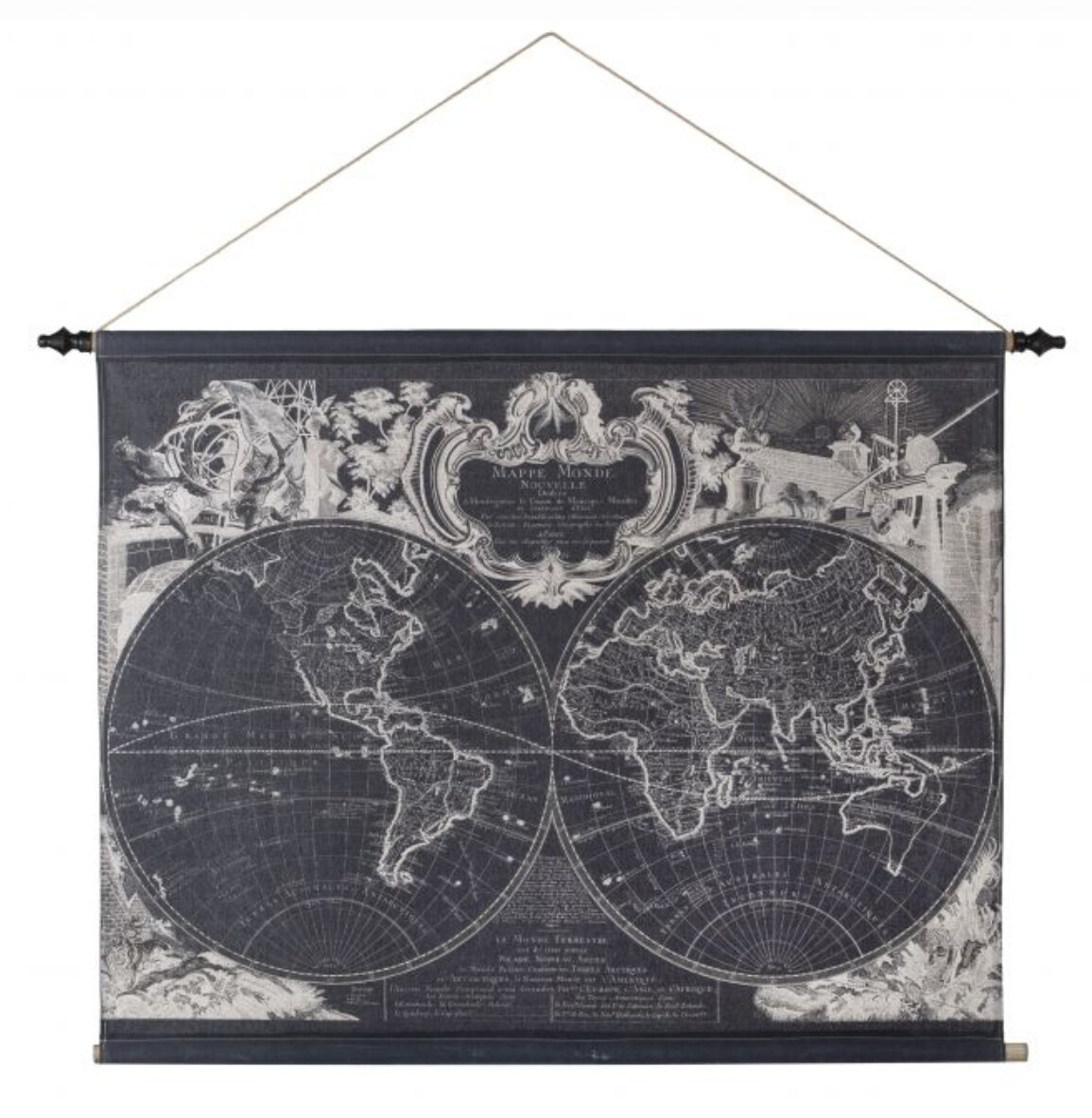 GLOBAL WALL HANGING
