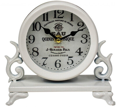 TABLE CLOCK FRENCH VINTAGE