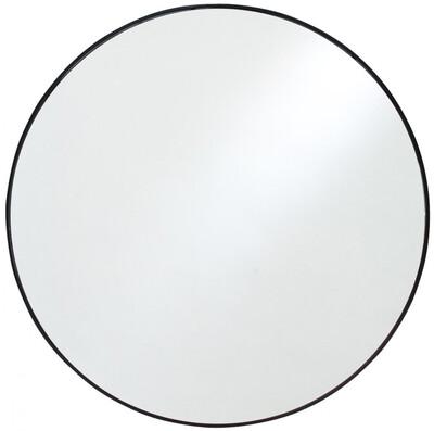 MIRROR - ROUND 100CM METAL FRAME